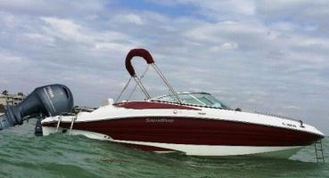 25 ft Bowrider Southwind Premium