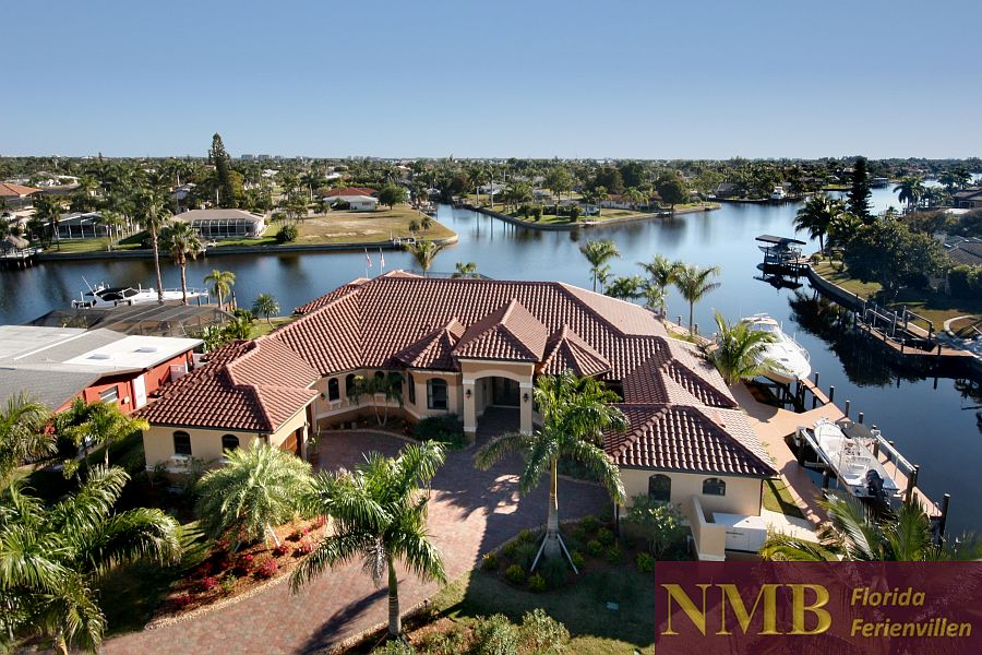 Cape Coral Vacation Home Rentals With Boat
