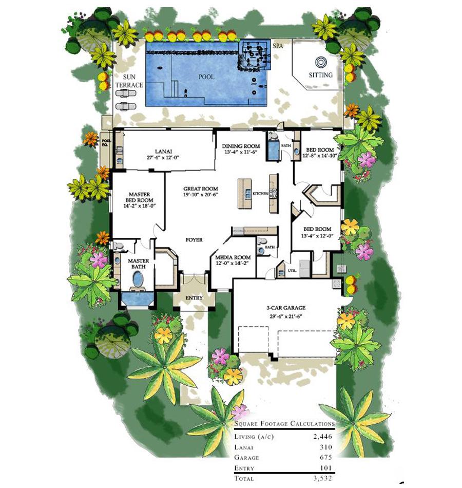 En Ferienhaus Cape Coral Information