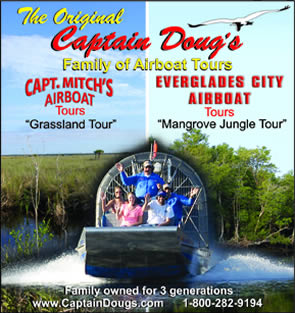 Captain Doug's Everglades Tours
