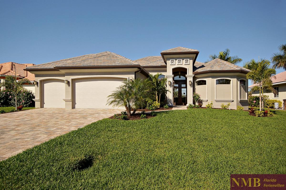 Ferienhaus-Royal_Palace-Cape_Coral-front