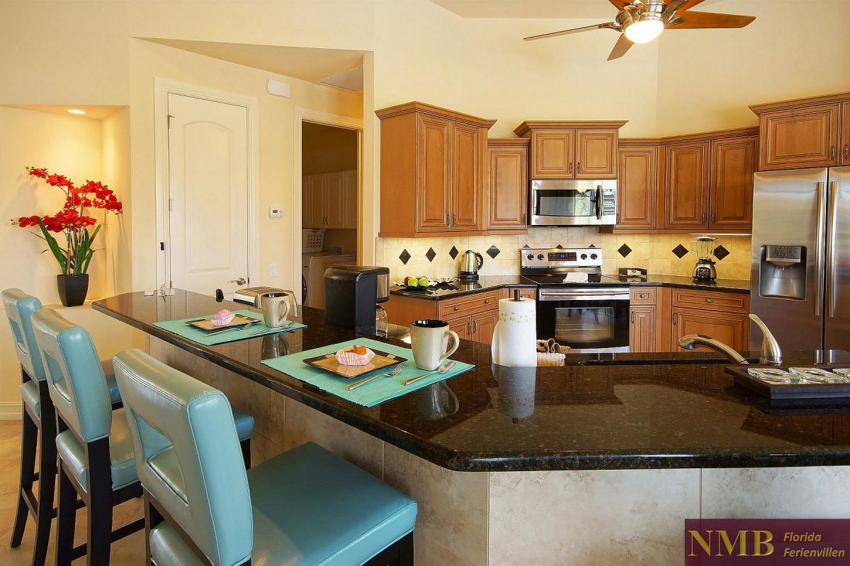 Ferienhaus_Cape_Coral_Sunlight-kitchen