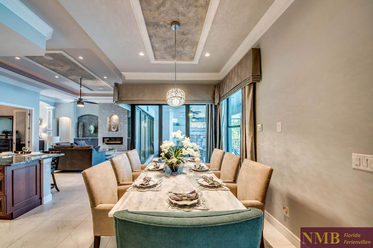 Ferienvilla_Silversands_Dining_Room