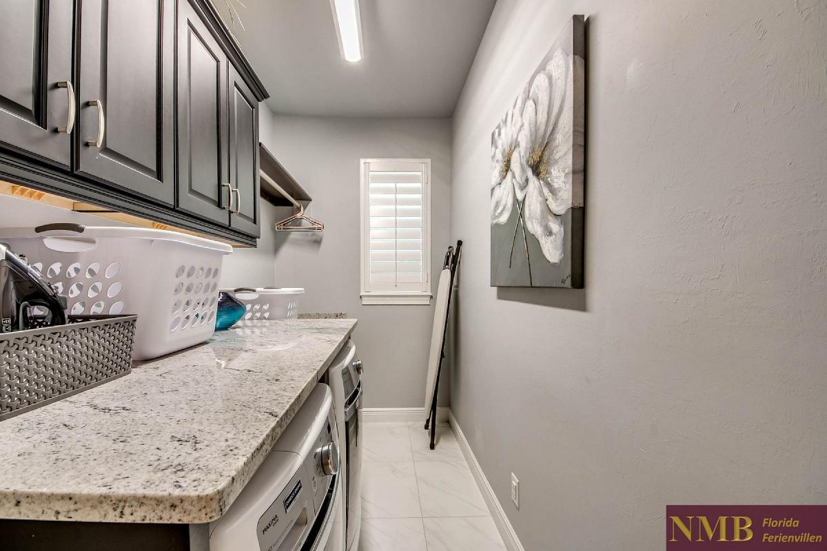 Ferienvilla_Silversands_Laundry_Room