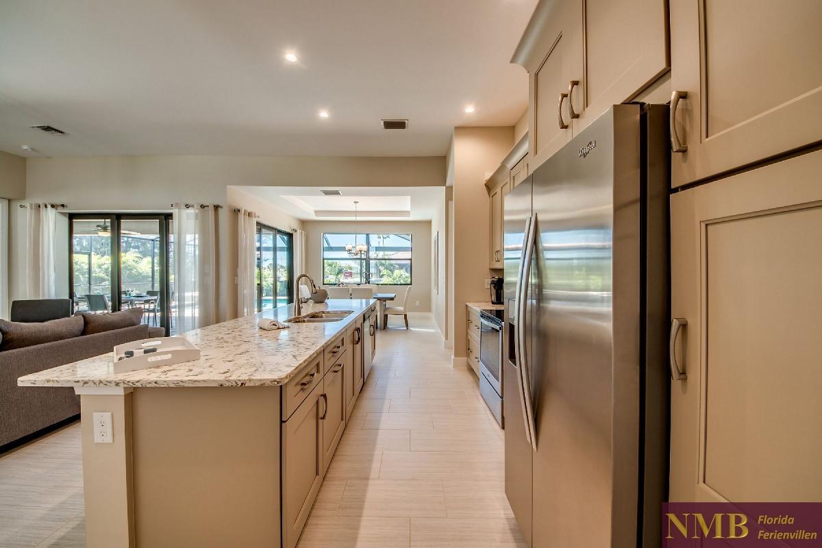 Tolle Southwest Florida Küche Designs Zeitgenössisch - Küchenschrank ...